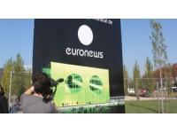 Euronews devient la première chaîne d'information sur You Tube dans le monde