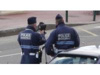 Un chauffard lyonnais arrêté sur la route de l'Espagne