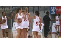 Le Lyon Basket Féminin défait par Montpellier (66-61)