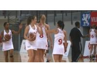 Victoire du Lyon Basket Féminin sur Hainaut (75-60)