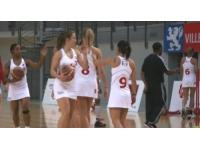 Le Lyon Basket Féminin l'emporte face à Nantes Rezé (75-57)