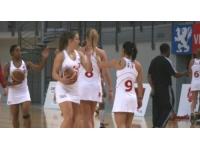 Le Lyon Basket Féminin s'impose facilement contre Toulouse (63-41)