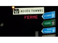Le tunnel sous Fourvière fermé deux nuits de suite
