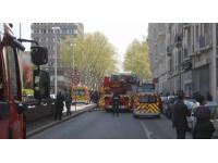 Une vingtaine de pompiers mobilisés à la Tour Suisse pour un incendie fictif