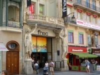 Mouvement social dans les FNAC de Lyon