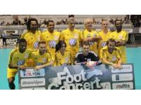 La 7e édition du foot-concert à Lyon ce samedi
