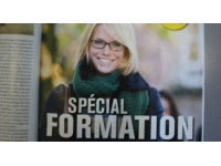 L'Express s'interesse à la formation en Rhône-Alpes