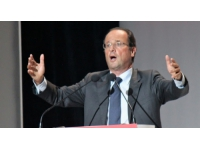 François Hollande soutient le projet de l'A45