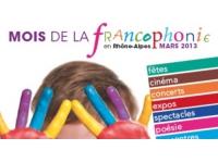 Le mois de la francophonie lancé en Rhône-Alpes