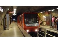 Lyon : le funiculaire St Just à l'arrêt dès ce lundi pour des travaux d'entretien annuel