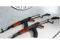 Un trafic d'armes basé à Bron démantelé
