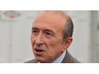 Gérard Collomb présent à Paris pour la cérémonie d'hommage national aux soldats français