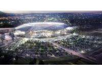 Le coup d'envoi lundi des travaux du Grand Stade sur le site du Montout