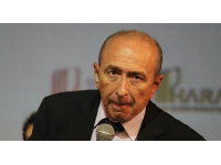Gérard Collomb sera bien candidat au Sénat