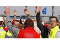 Grève chez Diversey à Arnas