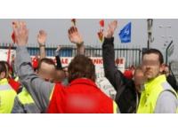 Grève chez Livres Diffusion à Irgny