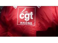 Les salariés de la Lyonnaise des Eaux ont fait grève mercredi
