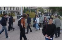 Les Maliens de Lyon manifestent pour le rétablissement de la paix