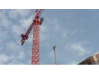 Feyzin : un ouvrier pris d'un malaise sur une grue à 70 mètres de hauteur