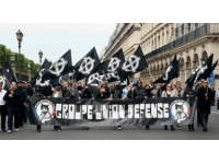 Nouveau rassemblement du GUD à Lyon, les opposants s'alarment
