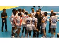 Les handballeuses françaises chutent face au Monténégro