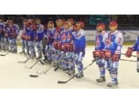Hockey : le LHC teste la patinoire du Palais des sports avant les Bleus