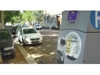 Lyon : un horodateur embarqué pour payer le stationnement