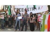Plusieurs centaines de Lyonnais dans la rue pour soutenir le peuple syrien