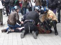 L'interpellation avait dégénéré : trois jeunes présentés au parquet mercredi