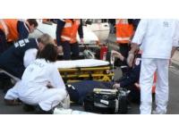 Accident de la route meurtrier au nord de Lyon