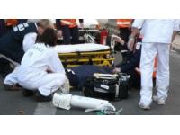 Nord Isère : collision entre un car polonais et une voiture, un blessé grave