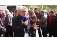 Campagne du secrétaire général de FO : Jean-Claude Mailly à Lyon, ce jeudi