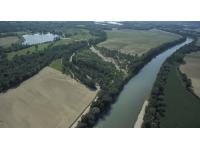 La future navette fluviale sur le canal de Jonage devrait arriver début 2014
