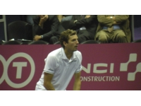Julien Benneteau en double pour le 1er tour de la Coupe Davis