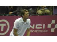 Tournoi de Rotterdam : Julien Benneteau s'impose face à Roger Federer