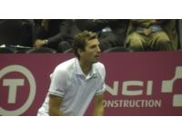 Tournoi de Rotterdam : Julien Benneteau s'incline en finale