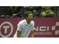 Julien Benneteau en finale du tournoi de Kuala Lumpur