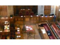 Afficher la Déclaration des Droits de l'Homme dans les tribunaux: Pascale Crozon soutient l'initiative