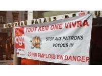Kem One: les syndicats très pessimistes sur l'avenir du groupe