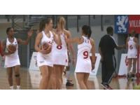 Championnat de France : les basketteuses de Lyon mal embarquées