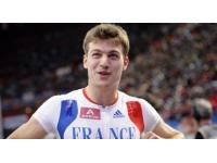 Christophe Lemaitre remporte le 100 m des Penn Relays aux Etats-Unis