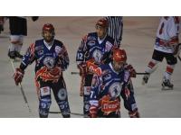 Défaite du LHC contre Dijon (4-3)