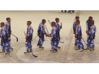 Le LHC gagne et inaugure la patinoire du Palais des sports