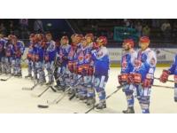 Le Lyon Hockey Club s'impose face à Dunkerque (5-3)