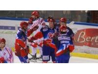 Victoire du Lyon Hockey Club face à Montpellier (9-4)