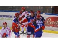 Le Lyon Hockey Club l'emporte contre Mont-Blanc (5-4)