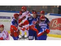 Play-down : le LHC enregistre une première victoire contre Caen (6-4)