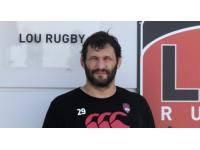 Lou Rugby : Lionel Nallet forfait pour la réception de Pau