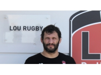 LOU Rugby : Lionel Nallet forfait 15 jours
