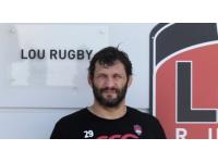 Lou Rugby : Lionel Nallet de retour à l'entrainement